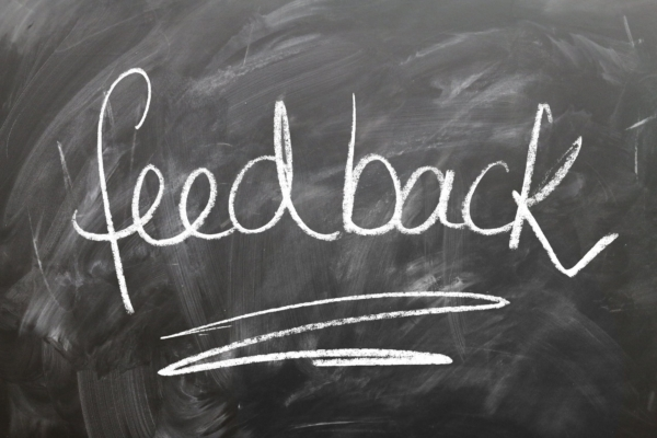 Showing Feedback