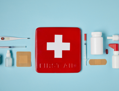 What's In Your Mental Health First Aid Kit?